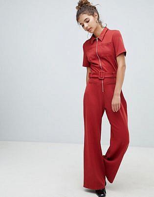boiler suits fashion design